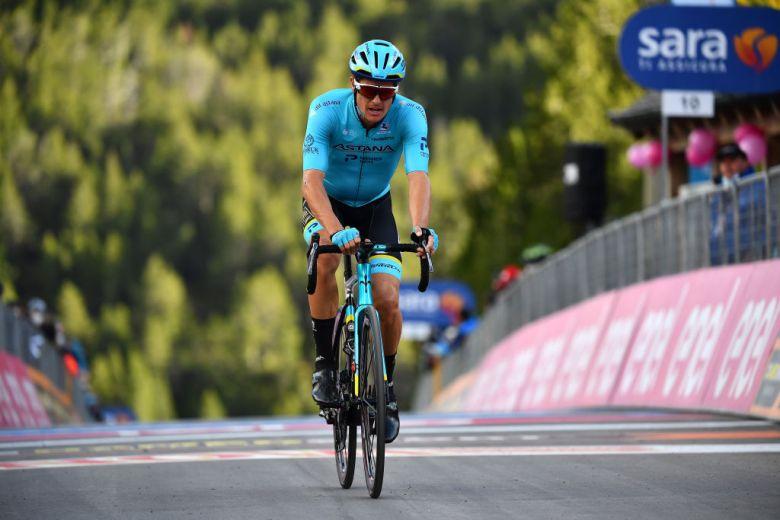 Tour d'Italie - Jakob Fuglsang : «J'aurais aimé gagner l'étape»