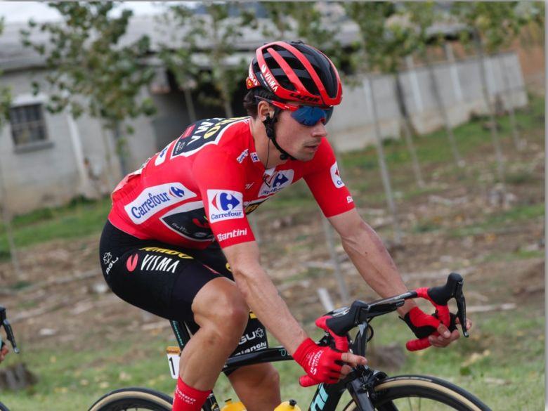 Tour d'Espagne - Primoz Roglic : «Dan Martin, il mérite sa victoire»
