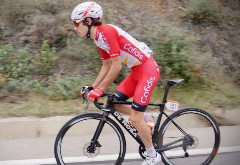 Tour d'Espagne - Guillaume Martin : «J'ai préféré ne pas insister !»
