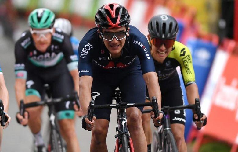 Tour de l'Équateur - Richard Carapaz participera à l'édition 2020