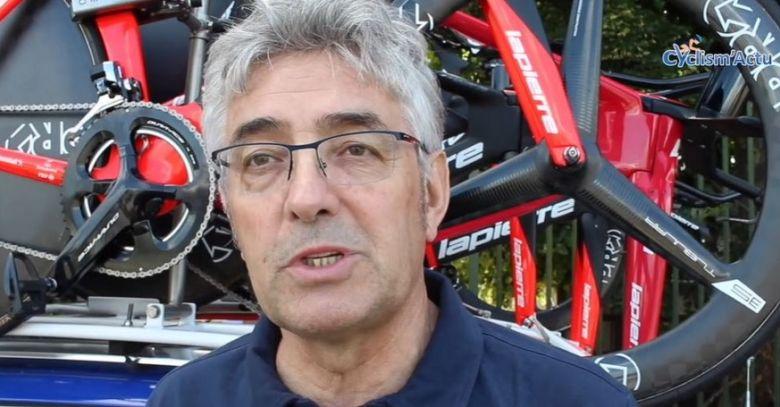Tour d'Italie - Madiot : «On n'est pas obligé d'être coureur cycliste»