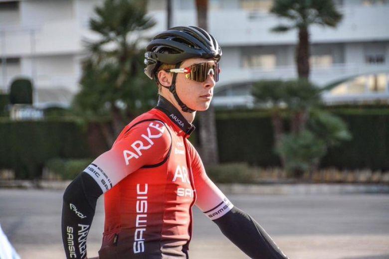 Route - Matis Louvel : «J'ai bien progressé au cours de cette année»
