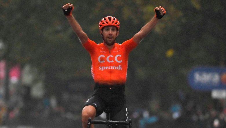 Tour d'Italie - La 19e étape du Giro à Cerny... au-delà de l'imbroglio