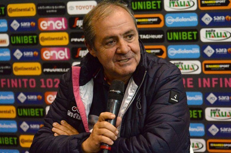 Tour d'Italie - Mauro Vegni prévient : «Quelqu'un va devoir payer !»