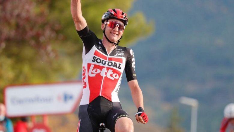 Tour d'Espagne - Tim Wellens gagne la 5e étape, Guillaume Martin 2e