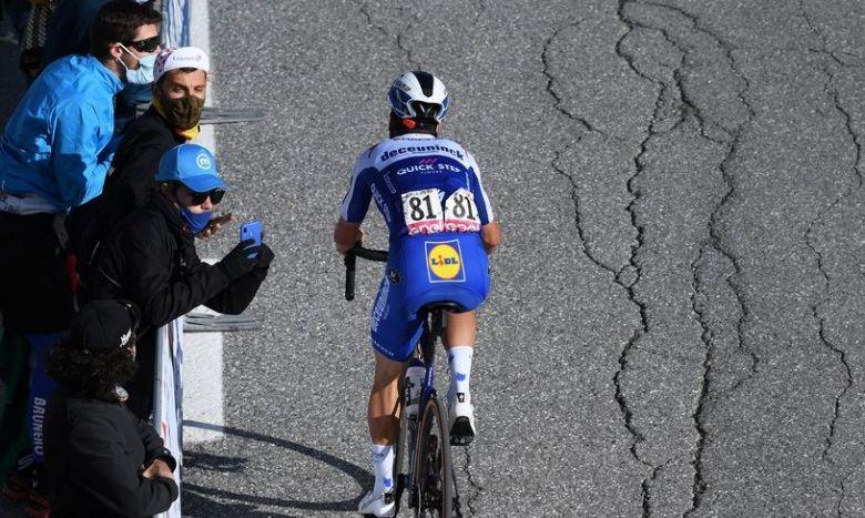 Tour d'Italie - 4e du jour, Joao Almeida est un «incroyable battant»