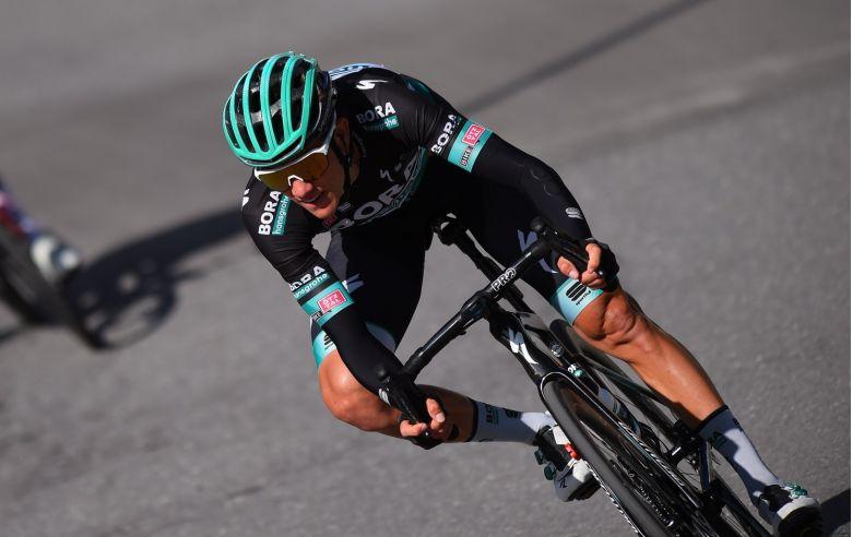 Tour d'Italie - Patrick Konrad : «J'ai roulé aussi fort que j'ai pu»