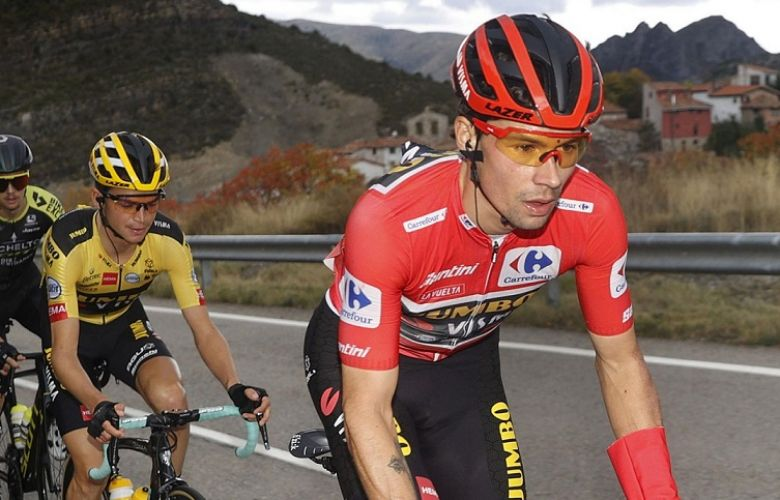 Tour d'Espagne - Primoz Roglic : «Sepp Kuss peut gagner La Vuelta !»