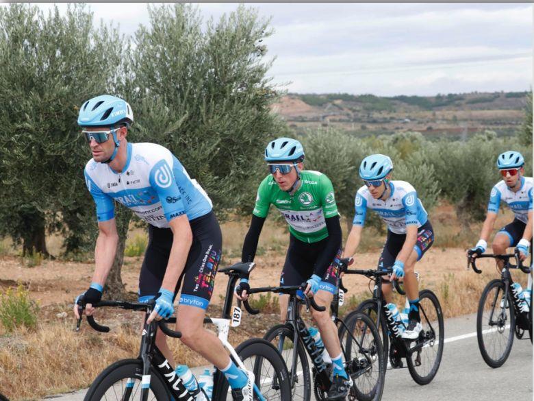 Tour d'Espagne - Dan Martin à terre : «Une chute stupide»