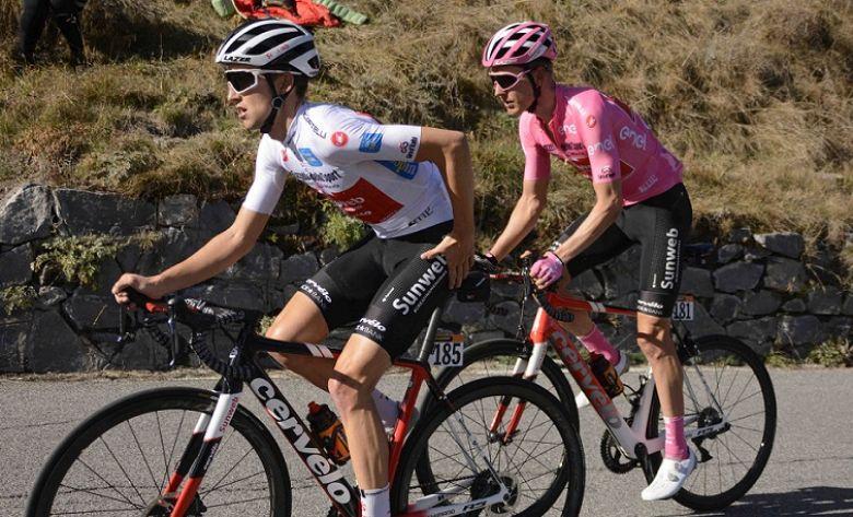 Tour d'Italie - Luke Roberts : «On a déjà réalisé un Giro fantastique»