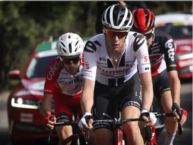 Tour d'Espagne - Arensman, 3e : «Je peux être fier de ma performance»