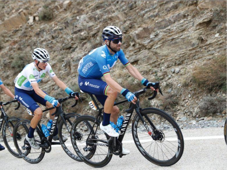 Tour d'Espagne - Unzué : «Valverde apporte toute son expérience à Mas»