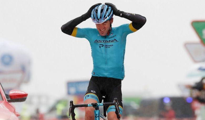 Tour d'Espagne - Izagirre gagne, Roglic en difficulté, Carapaz leader