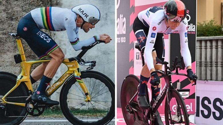 Tour d'Italie - Ganna le chrono, Tao Geoghegan Hart remporte le Giro !