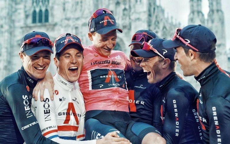 Tour d'Italie - Geoghegan Hart gagne le 103e Giro : «Un rêve de fou»