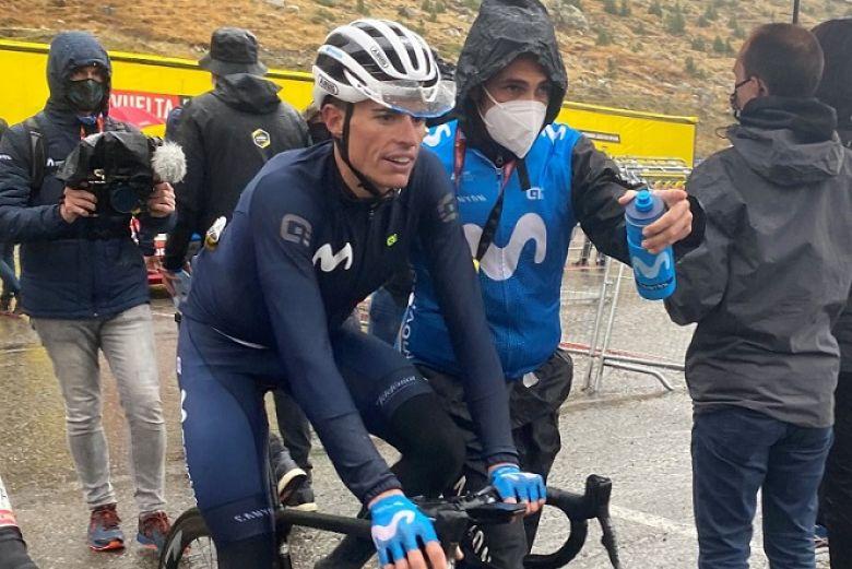 Tour d'Espagne - Enric Mas : «Une journée qu'on n'oubliera jamais»