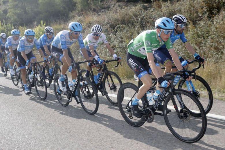 Tour d'Espagne - Dan Martin : «Mon corps a arrêté de fonctionner»