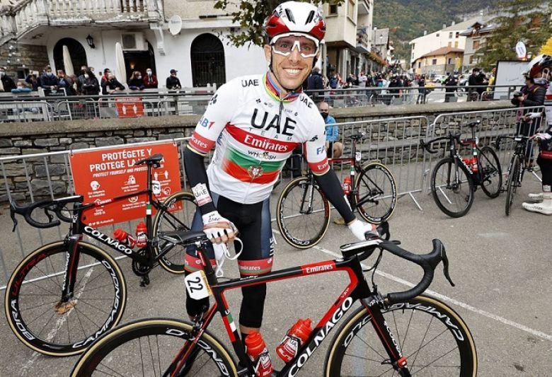 Tour d'Espagne - Rui Costa, 3e : «Pas mon intention d'être devant»