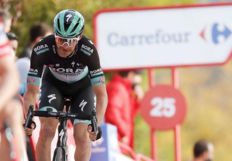 Tour d'Espagne - Felix Grossschartner : «Je me suis bien senti»