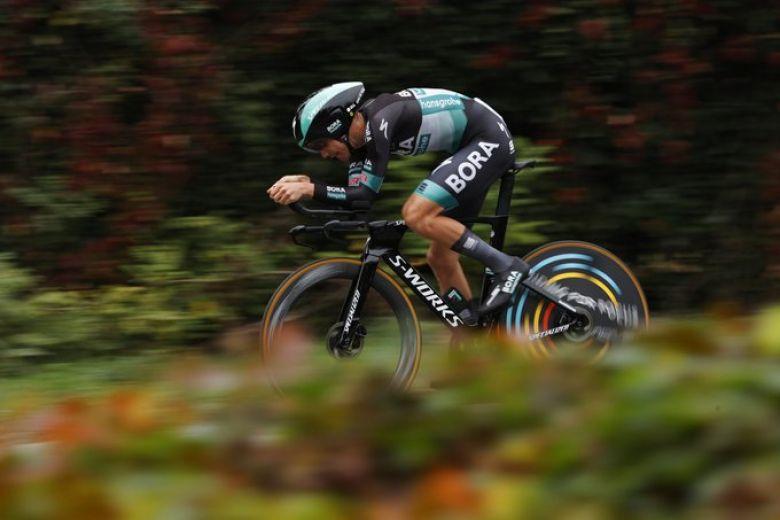 Tour d'Italie - Konrad, 8e : «Toute l'équipe a fait un bon travail»