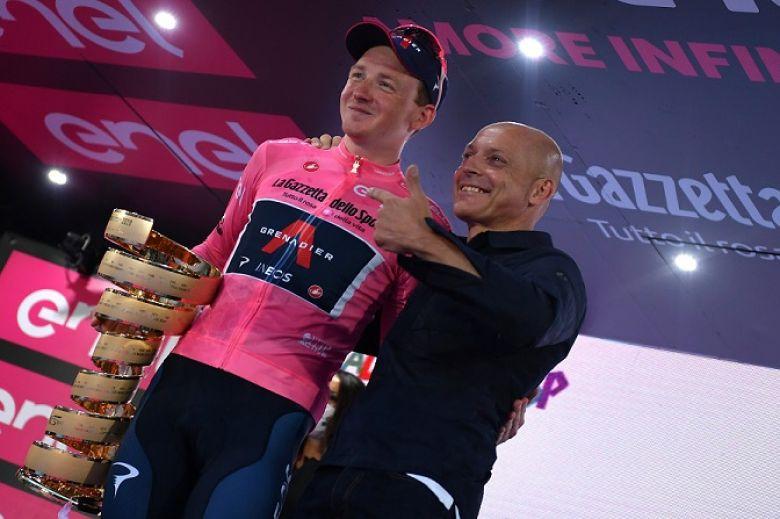 Tour d'Italie - Brailsford : «On sait aussi être plus offensifs...»