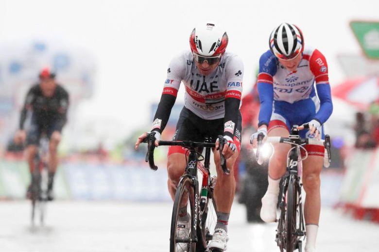 Tour d'Espagne - David Gaudu : «Encourageant pour la suite»