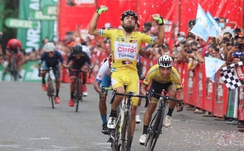 Tour du Guatemala - Roberto Carlos Gonzalez double la mise