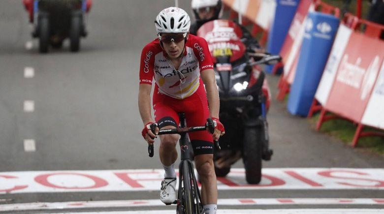 Tour d'Espagne - Guillaume Martin : «Viser les étapes est libérateur»