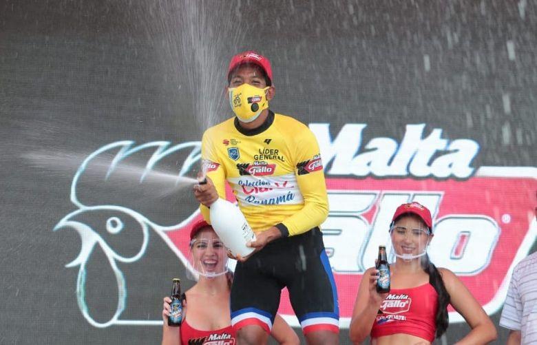 Tour du Guatemala - Jurado remporte le chrono et prend la tête