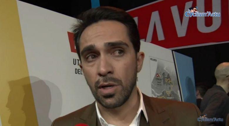 Route - Alberto Contador : «L'Espagne est maintenant dépassée... »