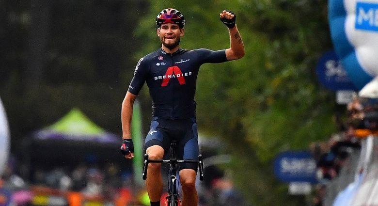 Tour d'Italie - Ganna : «Presque impossible pour moi de le gagner»