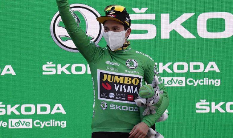 Tour d'Espagne - Roglic : «La victoire... c'est le plus important !»
