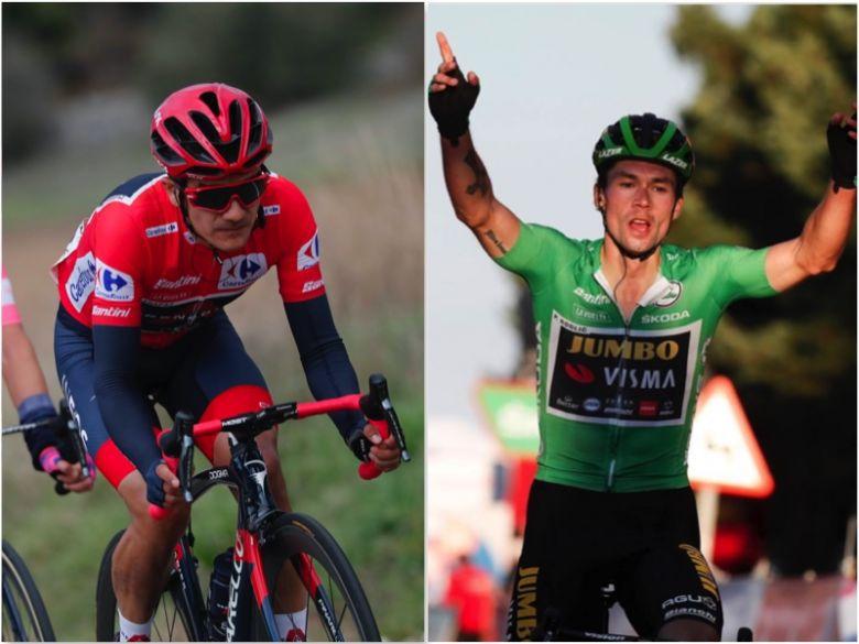 Tour d'Espagne - Carapaz : «Le duel avec Roglic... ça me motive !»