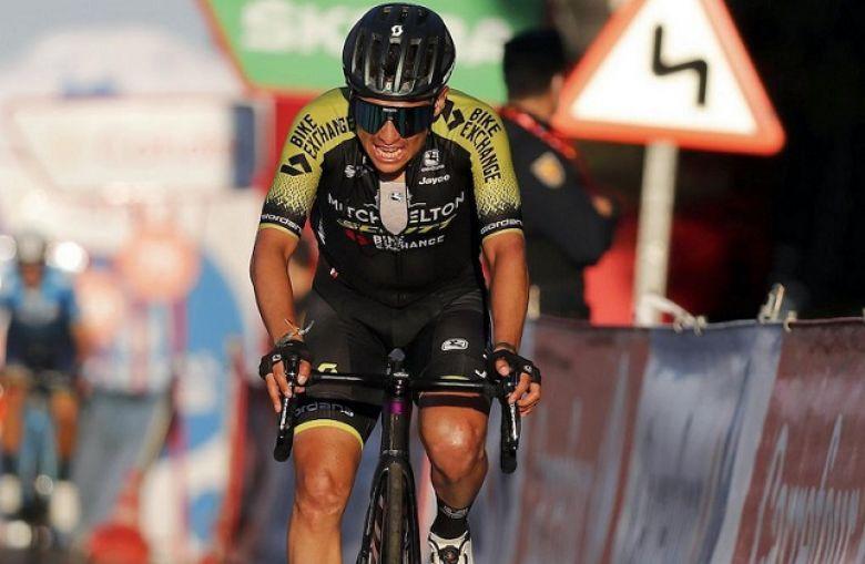 Tour d'Espagne - Chaves : «J'ai fait une erreur en essayant de suivre»
