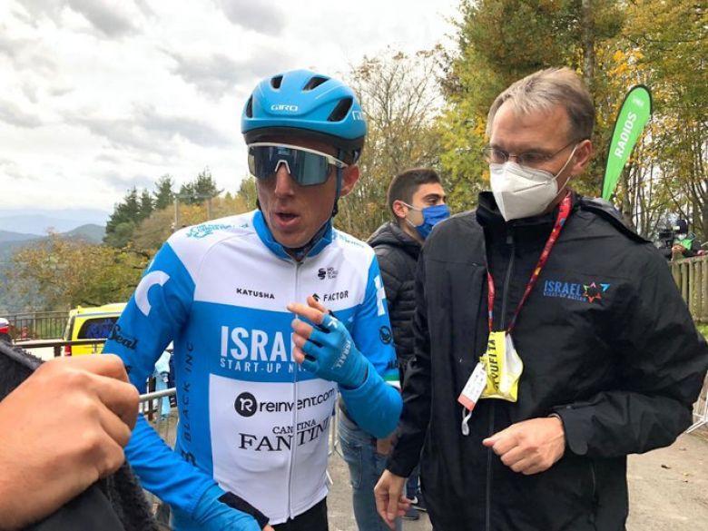 Tour d'Espagne - Dan Martin : «Pas pu répondre à l'attaque de Roglic»