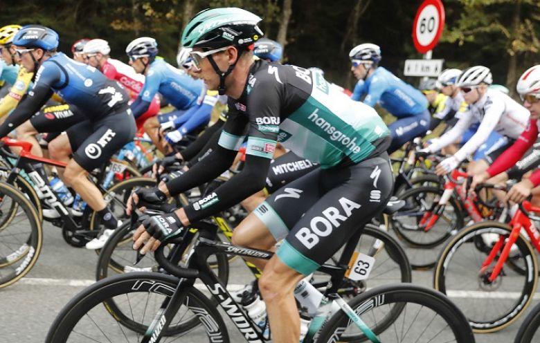 Tour d'Espagne - Felix Grossschartner : «Ce n'est pas trop mal...»