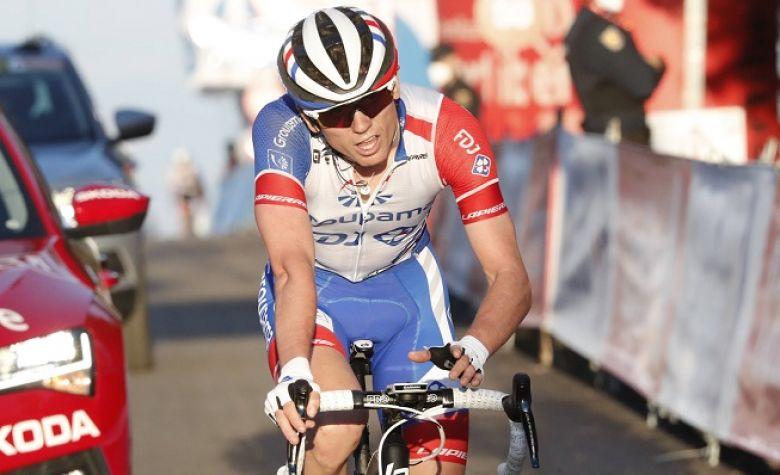 Tour d'Espagne - Pineau : «Gaudu n'a pas jeté l'éponge et c'est bien»