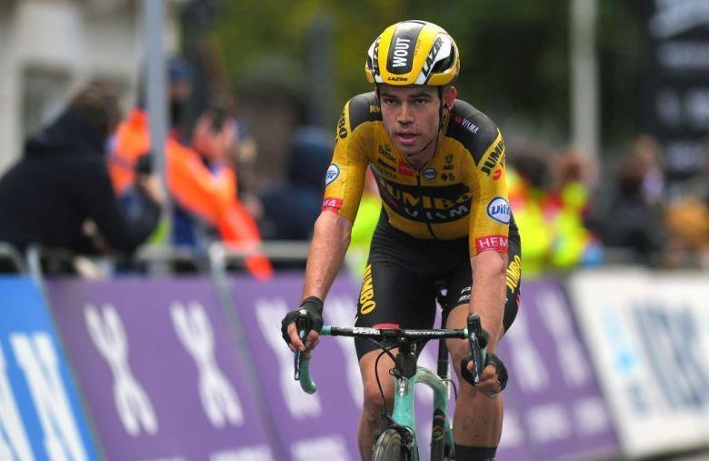Tour de France - Van Aert : «Je veux gagner le maillot vert un jour»