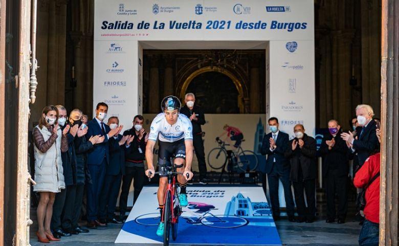 Tour d'Espagne - La Vuelta 2021 partira de la cathédrale de Burgos