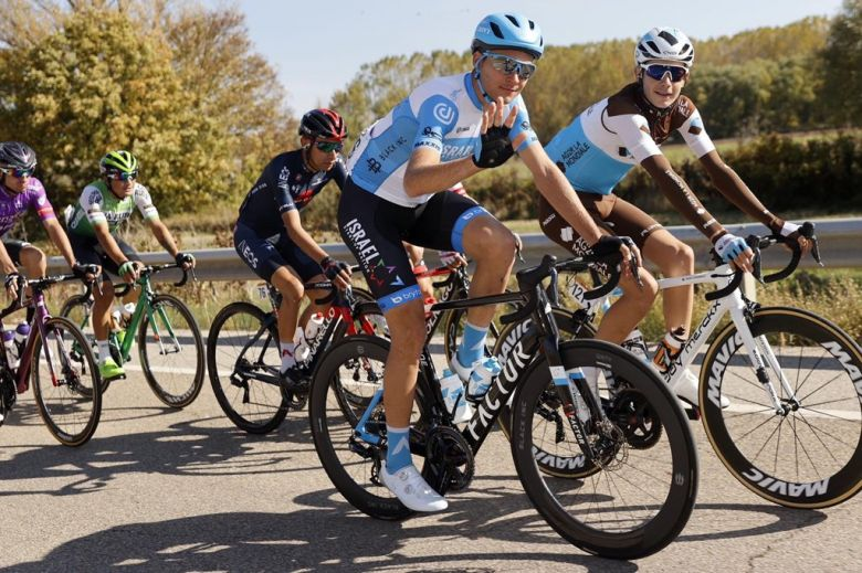 Tour d'Espagne - Alexis Renard, 6e : «J'ai saisi ma chance»