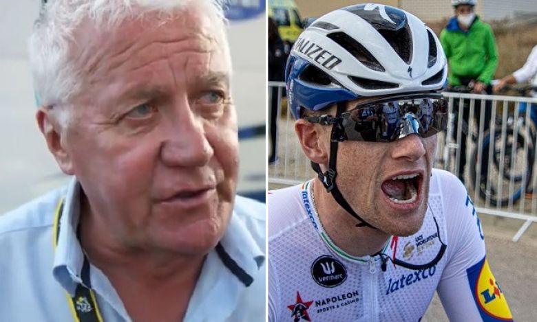 Tour d'Espagne - Patrick Lefevere fulmine : «Quelle connerie !»