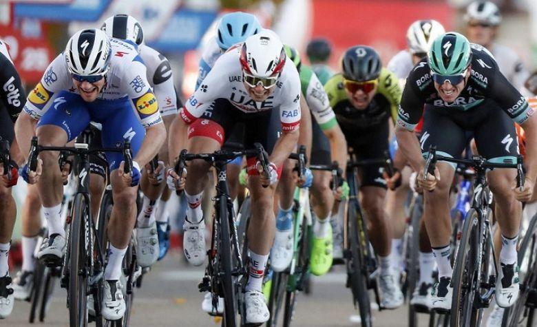 Tour d'Espagne - Stephens : «Philipsen s'est retrouvé un peu enfermé»