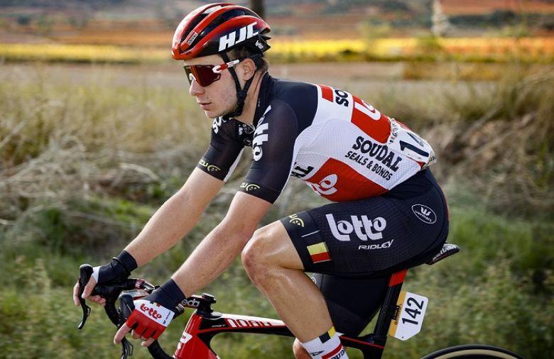 Tour d'Espagne - Thijssen : «Il y a un an, je ne pouvais pas marcher»