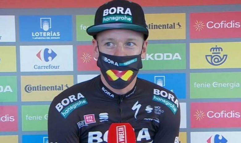 Tour d'Espagne - Ackermann, Sam Bennett... le résumé de la 9e étape