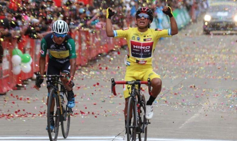Tour du Guatemala - Juan Mardoqueo Vasquez enfonce le clou !