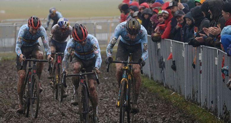Cyclo-cross - Europe - Aerts, Iserbyt, Sweeck... la sélection belge