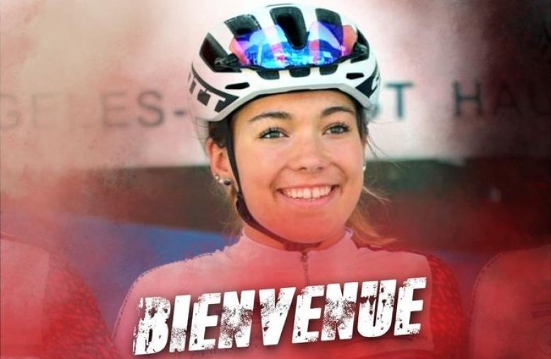 Transfert - Arkéa Pro Cycling Team recrute Marie-Morgane Le Deunff