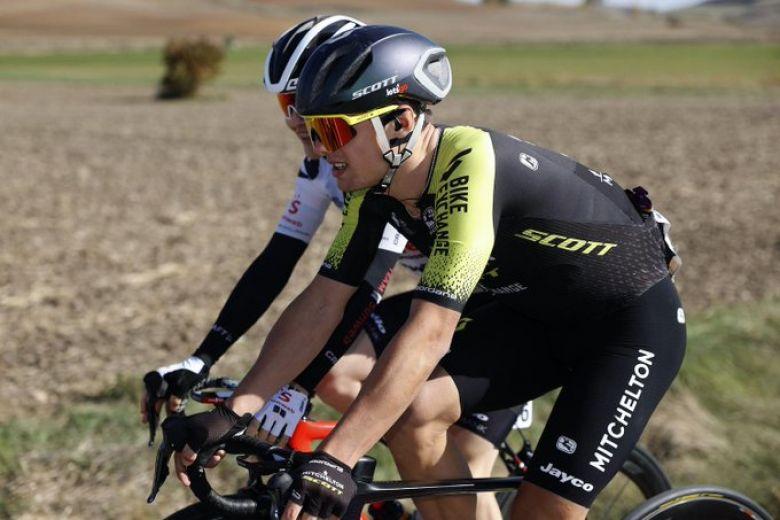 Tour d'Espagne - Rob Stannard : «Vraiment content de cette 5e place»