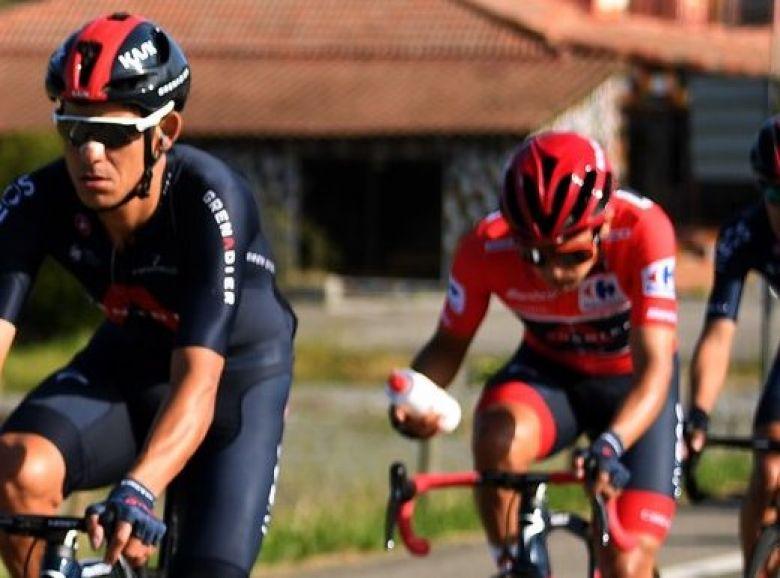 Tour d'Espagne - Richard Carapaz : «Primoz Roglic était trop fort»