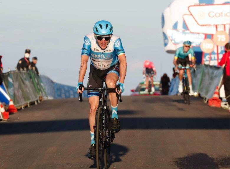 Tour d'Espagne - Dan Martin, 3e du général : «Une étape de folie...»